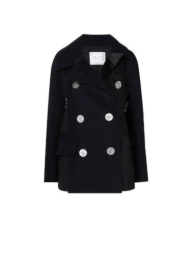 Melton Suit Jacket: image 1