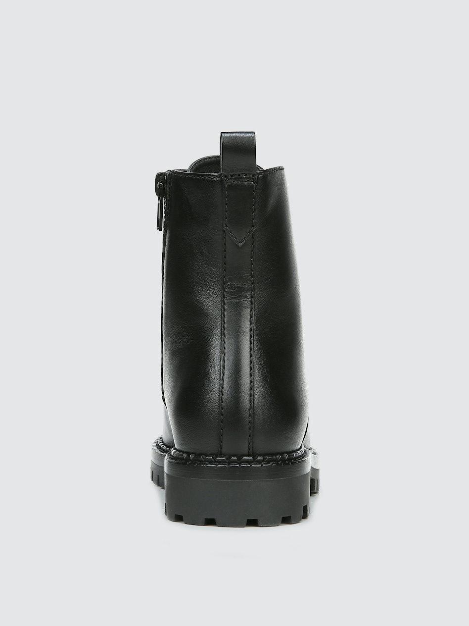 Cabria Lug-Sole Suede Combat Boot: additional image