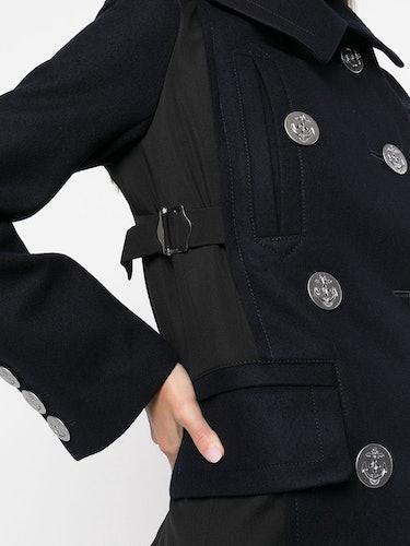 Melton Suit Jacket: additional image