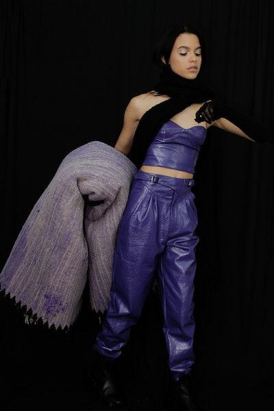 Wilde Pants. Purple
