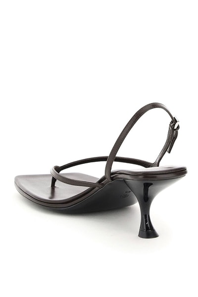 The Row Constance Thong Sandals
