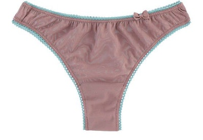 Arca Knickers In Stretch Tulle