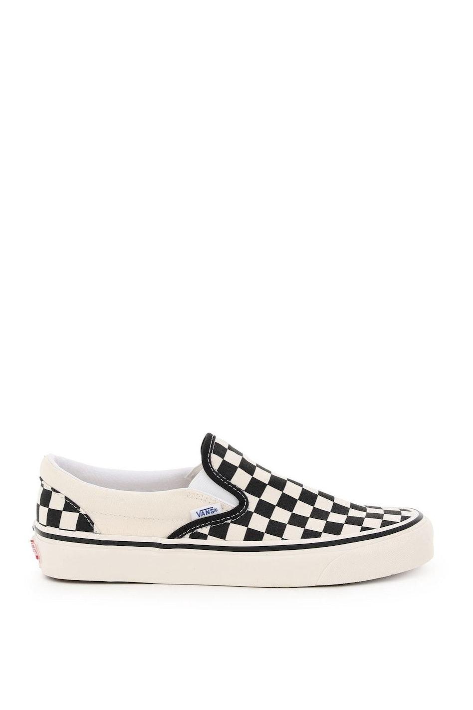 Vans Classic Slip-on Checkerboard Sneakers: image 1