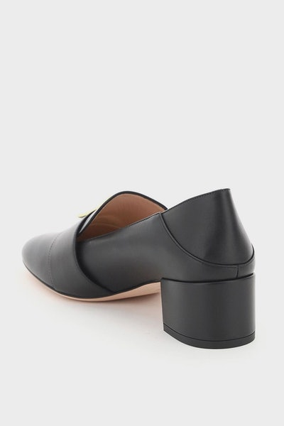 Bally Janelle Leather Loafers: image 1