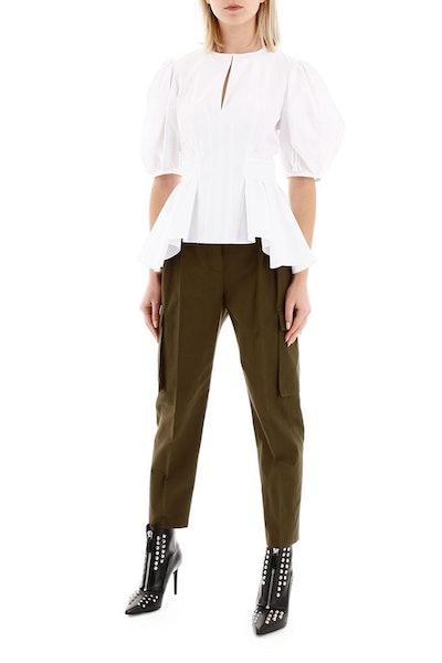 Alexander Mcqueen Cargo Pants