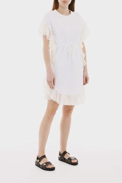 See By Chloe Ruffled Dress