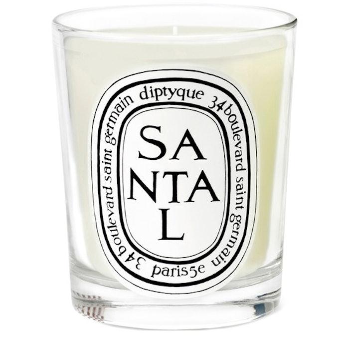 Santal candle 70 g: image 1