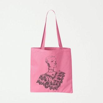 Southern Girl Pink Tote: image 1