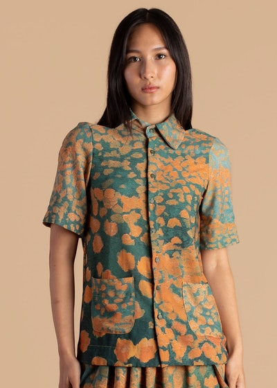 Beverly Button-Down Shirt: image 1