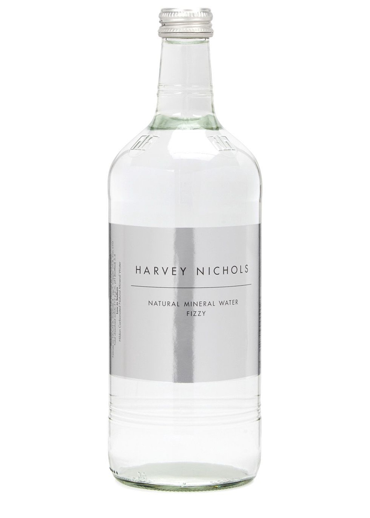 Fizzy Natural Mineral Water 750ml: image 1