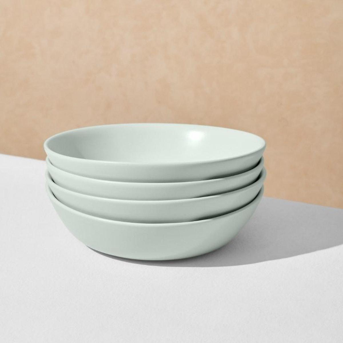 pasta bowl set: image 1