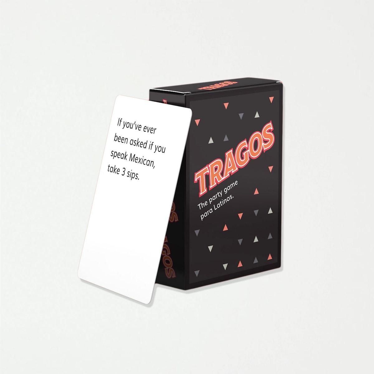 Tragos Original Party Card Game: image 1