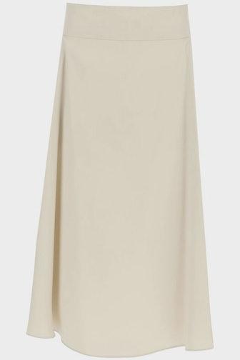 's Max Mara Cotton Midi Skirt