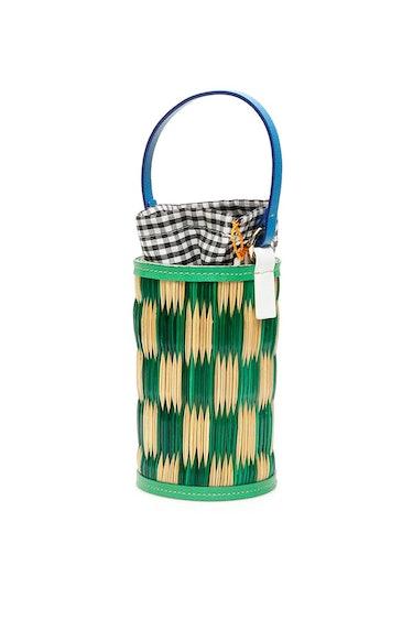 Heimat Atlantica Cupido Cylindrical Bucket Bag: image 1
