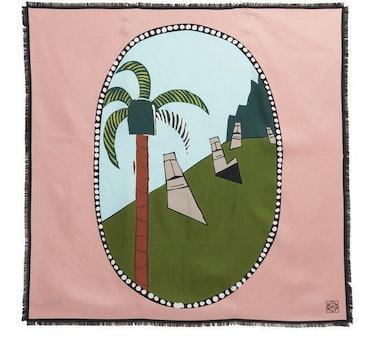 Easter Island Scarf: image 1