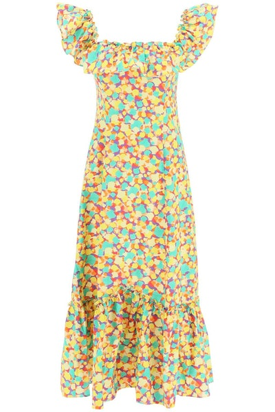 Rixo London June Dress