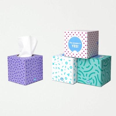 Chusteczki przyjazne dla lasu - 12 pudełek