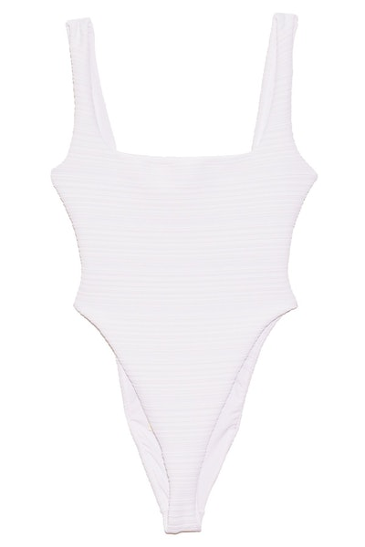 Idalia Swimsuit in White