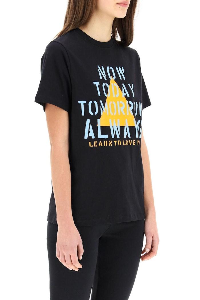 Coperni Now Today Print T-shirt: image 1