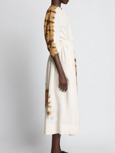 Tie Dye Maxi Dress: image 1
