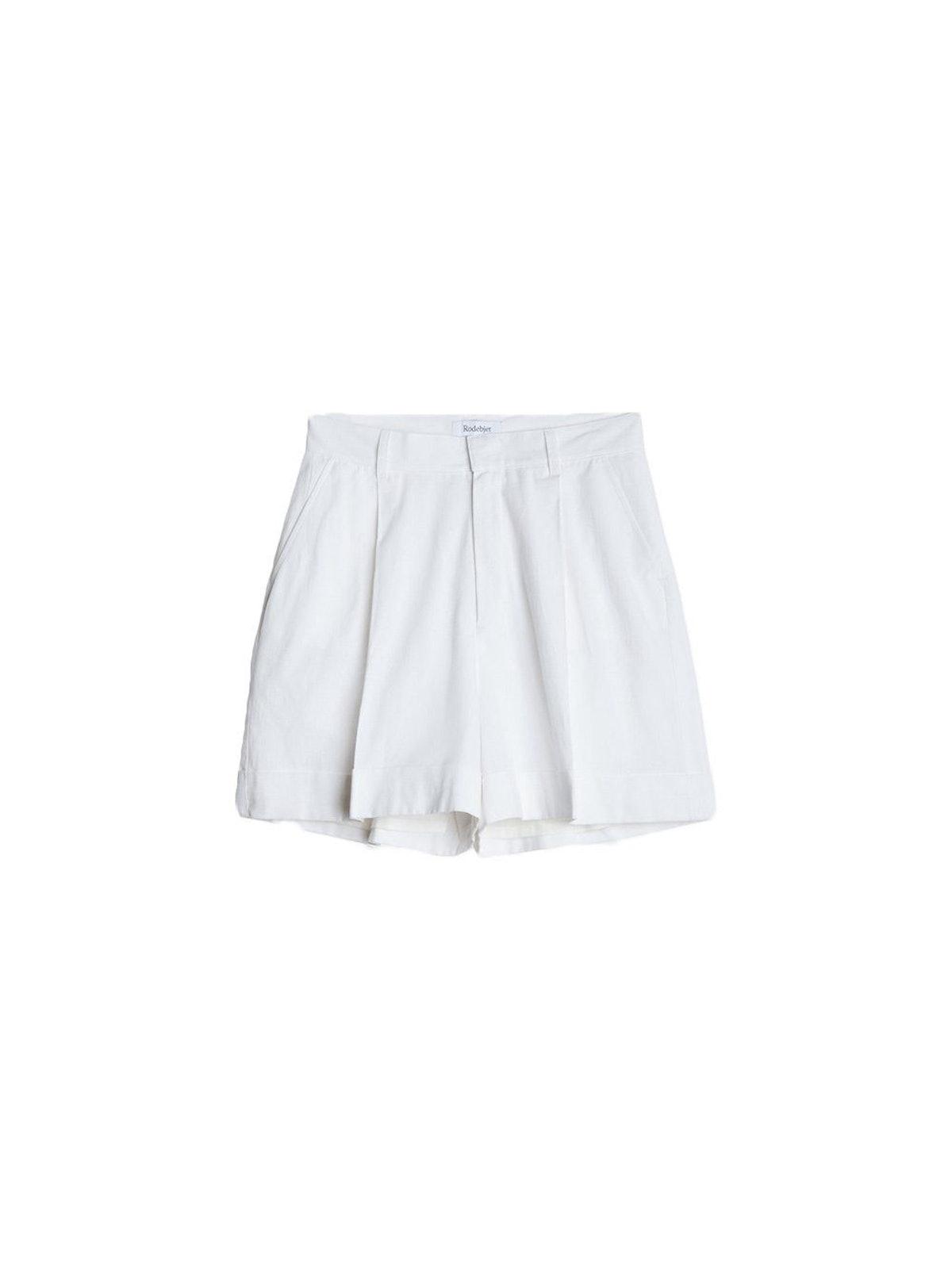 Marta Pleated Shorts: image 1