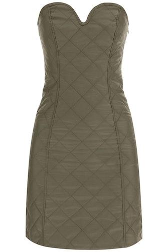 Ganni Mini Dress In Ripstop Nylon: image 1