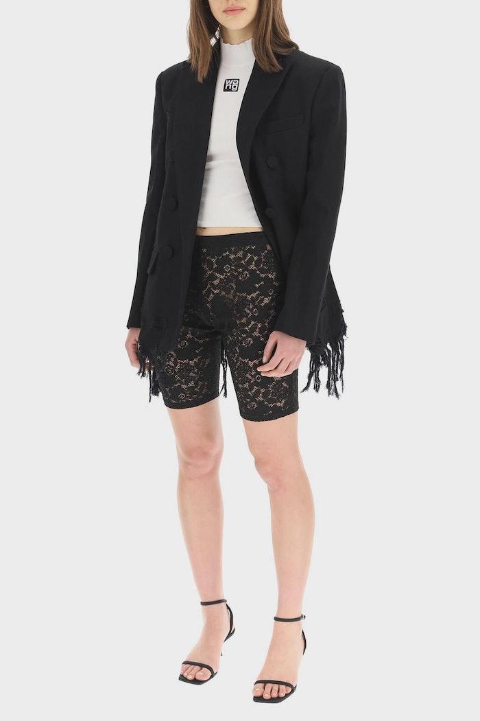 Stella Mccartney Isla Lace Shorts: image 1