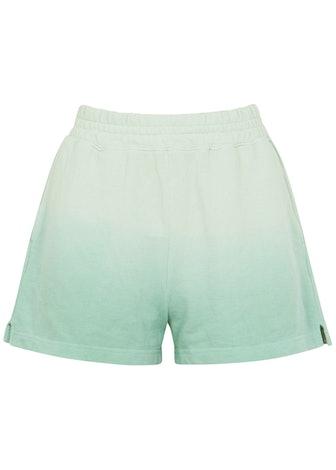 Jane dégradé cotton-blend shorts: image 1