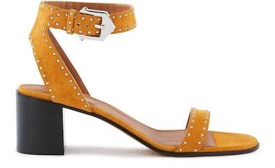Heeled sandals: image 1