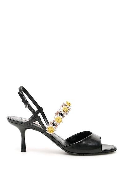 Fabrizio Viti Bea Open-toe Heeled Sandals: image 1