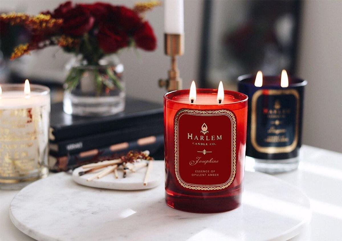 """""""Josephine"""" Luxury Candle: additional image"""