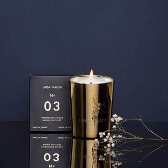 Linda Farrow Herbe Coupe Candle: image 1