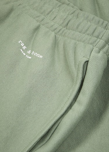 City sage jersey shorts: additional image