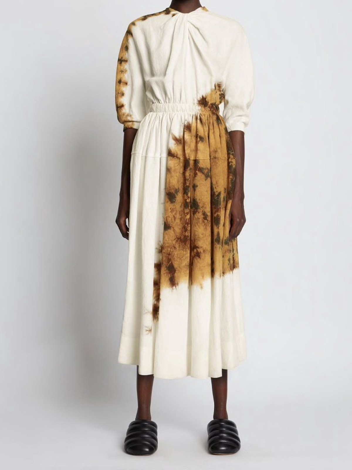 Tie Dye Maxi Dress: additional image