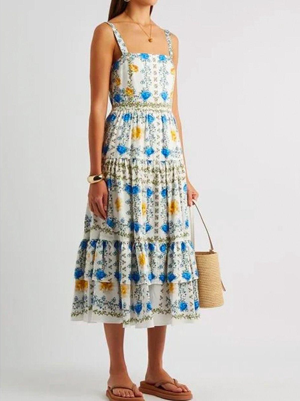 Daniela Midi Dress: additional image