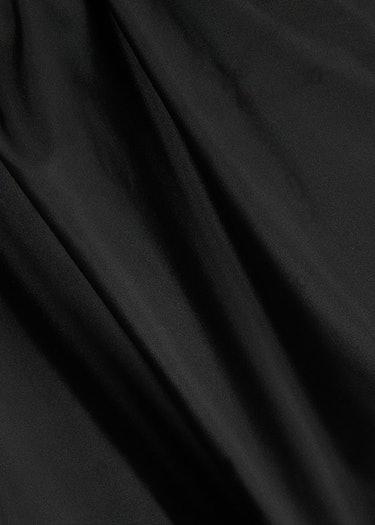 Apex black one-shoulder swimsuit: additional image