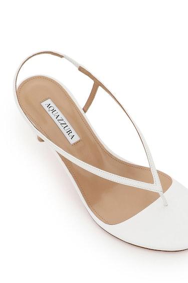 Aquazzura Divina Thong Sandals: additional image