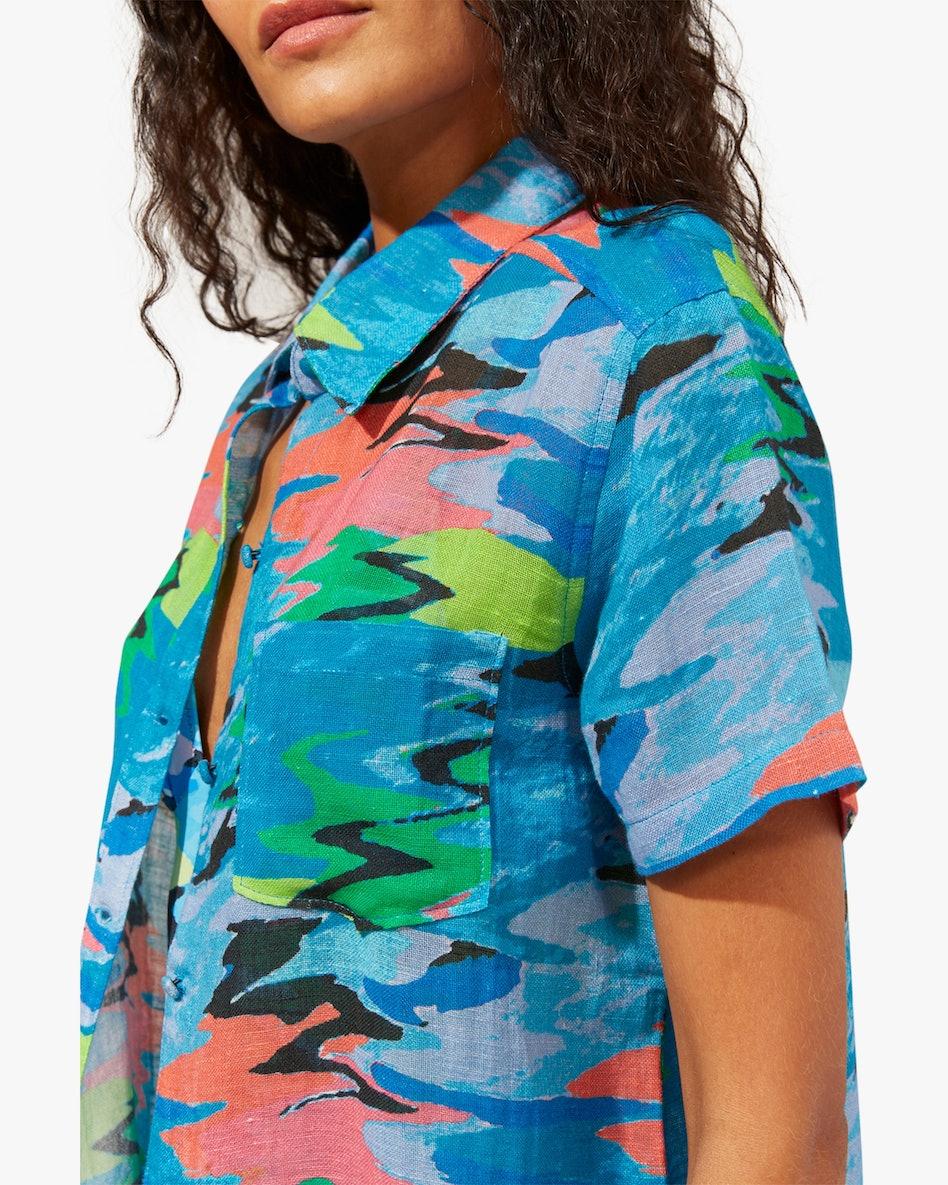 The Cabana Shirt: additional image