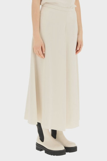 Weekend Max Mara Satin Babele Skirt: additional image