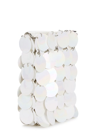 Mini Bridal Sparkle embellished cross-body bag: image 1