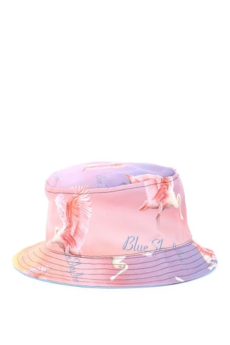 Blue Sky Inn Reversible Bucket Hat: image 1