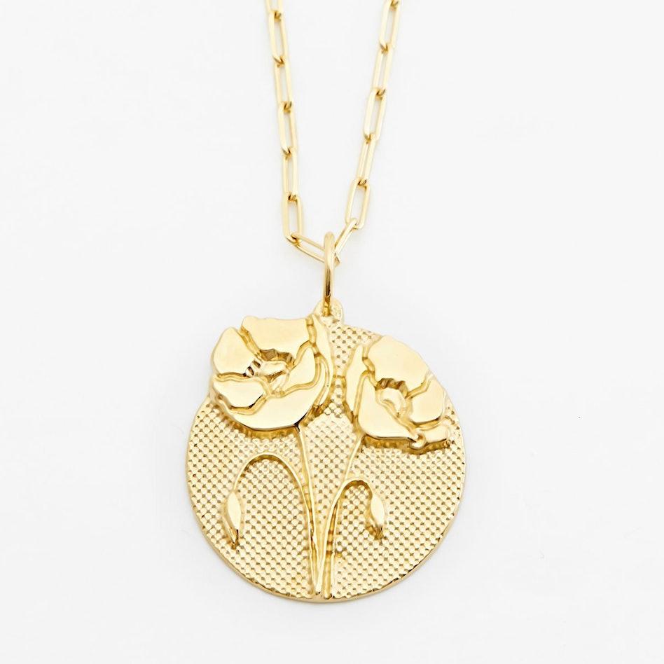 Bold Flower Necklace: image 1