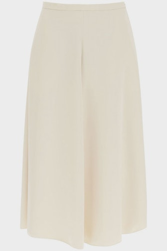 Weekend Max Mara Satin Babele Skirt: image 1