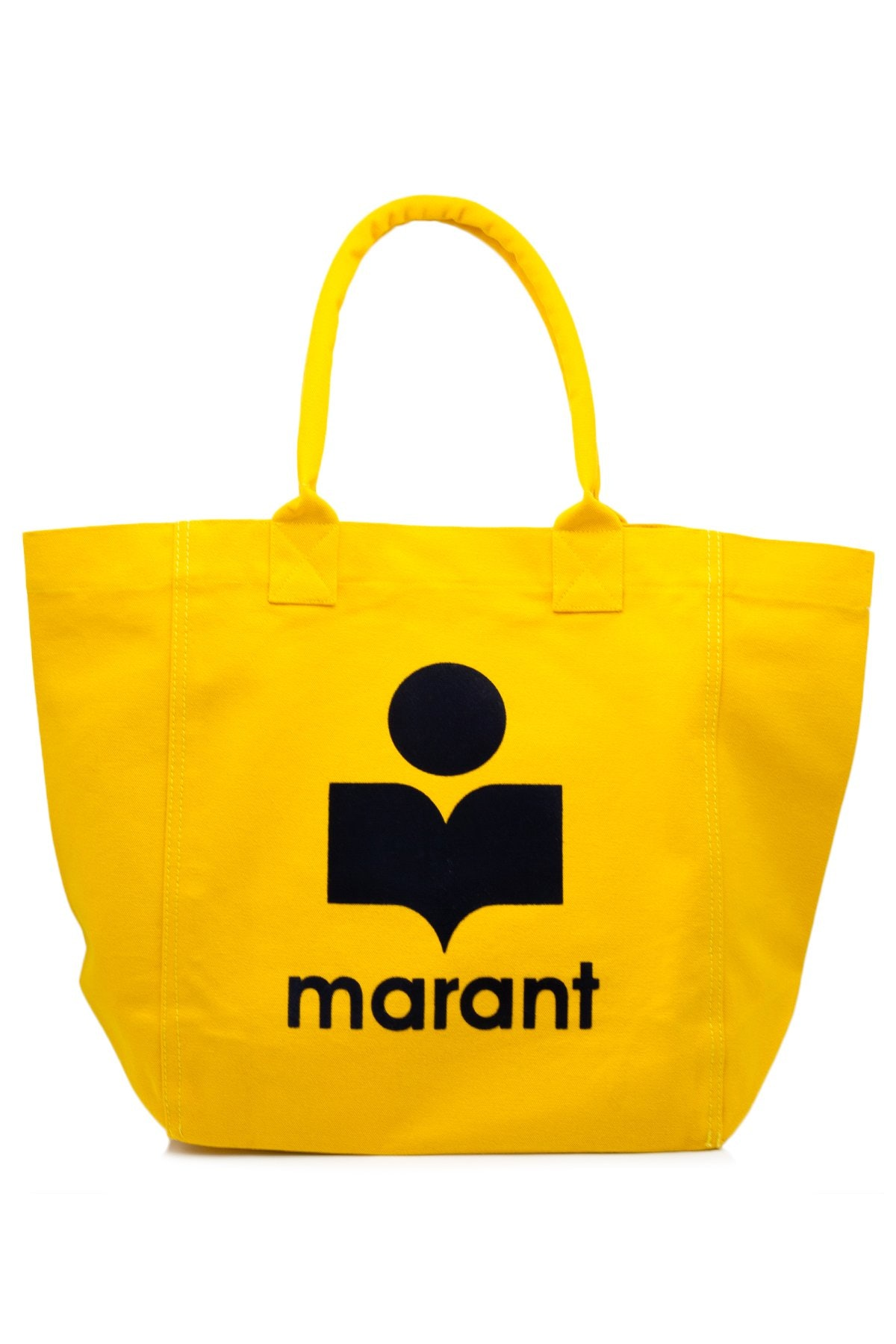 Yenky Tote in Yellow: image 1