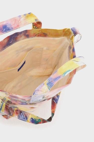 Comme Des Garcons Shirt Tote Bag Futura Print: additional image