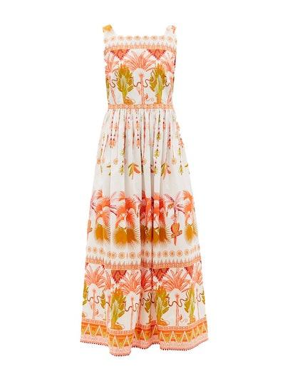 Julia Winter Garden Dress: image 1