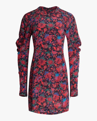 Stephanie Floral Mini Dress: image 1