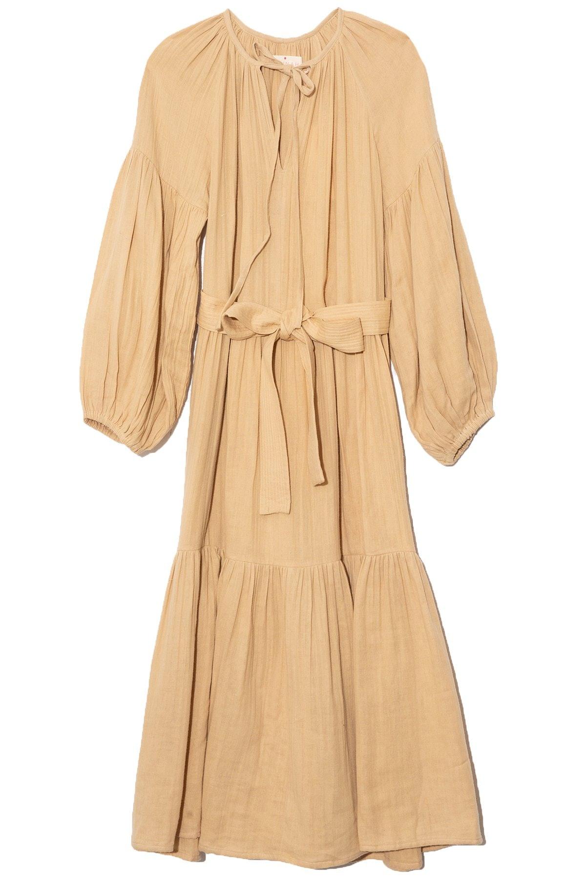 Penola Dress in Dune: image 1