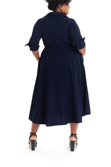 Poplin Shirtdress: additional image