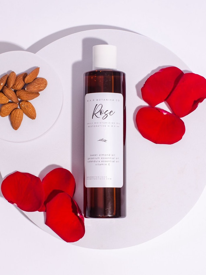 Rose Body Oil: image 1